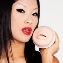 Мастурбатор Fleshlight Girls: Asa Akira Swallow