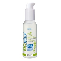 Лубрикант - *BIOglide lubricant and massage oil, 125 ml