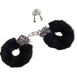 "Наручники Handschellen""Love Cuffs Black"""