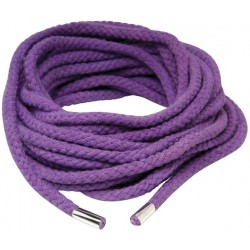 Шнур для бандажа JAPANESE SILK ROPE PURPLE
