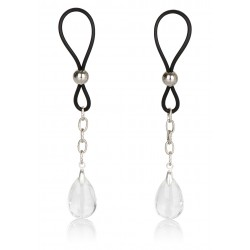 California Exotic Novelties Nipple Jewel Crystal Teardrop украшение для груди