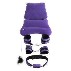 Набор Fetish Fantasy Series Purple Pleasure Bondage Set