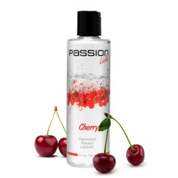 Лубрикант Passion Licks Cherry Water Based Flavored Lubricant - 8 oz