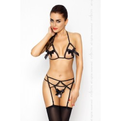 LAURA SET black XXL/XXXL - Passion