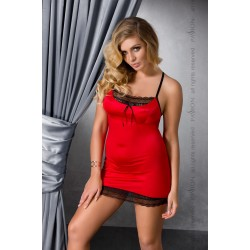 EVANE CHEMISE red 4XL/5XL - Passion