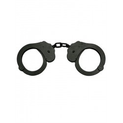 Крепкие наручники A88B Handcuffs With Chain - Mister B