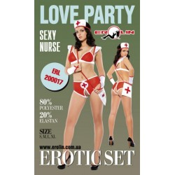 КостюммедсестрыLoveParty,XL