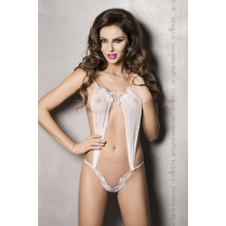 ATHENA BODY white L/XL - Passion