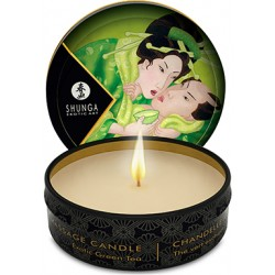 Массажная свеча  MASSAGE CANDLE EXOTIC GREEN TEA 30ML