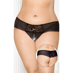 Стринги G-string 2433 - Plus Size - black {} XL