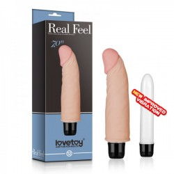 Реалистичный вибратор Real Feel Realistic Vibrator