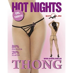Трусики Hot Nights Black, S