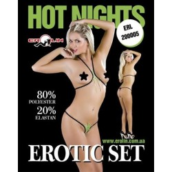 Комплект Hot Nights Green, M