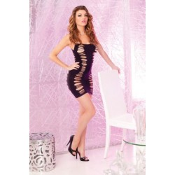 Платье Slice of seduction mini-dress