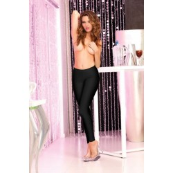 Леггинсы Sleek and shiny black leggings, M/L