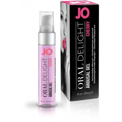Оральный гель JO ORAL DELIGHT CHERRY BURST