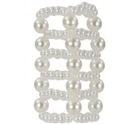 Насадка на пенис Pearl Stroker Beads - Large